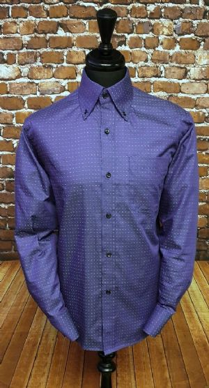 """Bruno"" Exquisite Quality Button Down Shirt"